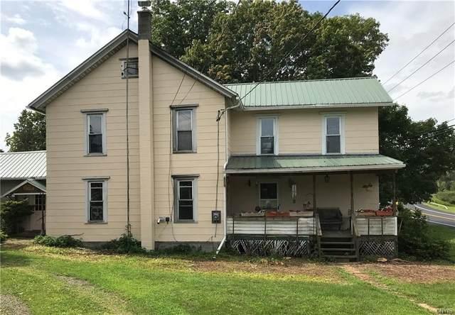 5698 State Route 23, Cincinnatus, NY 13040 (MLS #S1345028) :: BridgeView Real Estate