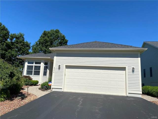 6046 Bay Hill Circle, Dewitt, NY 13078 (MLS #S1345041) :: BridgeView Real Estate Services