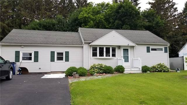 118 Robinhood Lane, Camillus, NY 13031 (MLS #S1346428) :: TLC Real Estate LLC