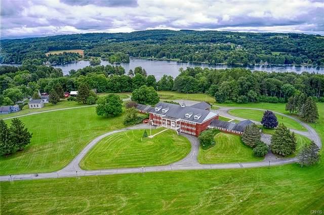 2798 Lake Moraine Road, Madison, NY 13346 (MLS #S1347206) :: BridgeView Real Estate