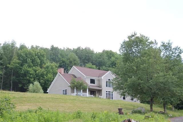 1786 Preston Hill Road, Hamilton, NY 13346 (MLS #S1348106) :: BridgeView Real Estate
