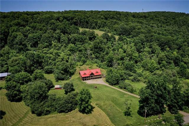 1372 Burrell Rd, St Johnsville, NY 13452 (MLS #S1348934) :: BridgeView Real Estate