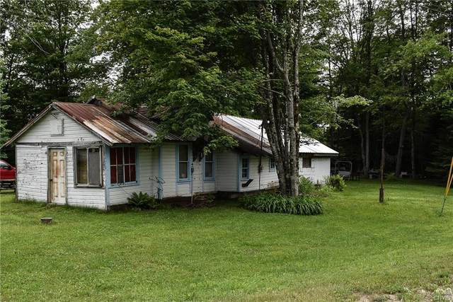 0 Route 365, Russia, NY 13438 (MLS #S1349288) :: Robert PiazzaPalotto Sold Team