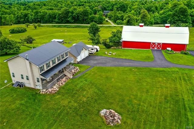 3574 County Route 17, Dekalb, NY 13630 (MLS #S1350105) :: Serota Real Estate LLC