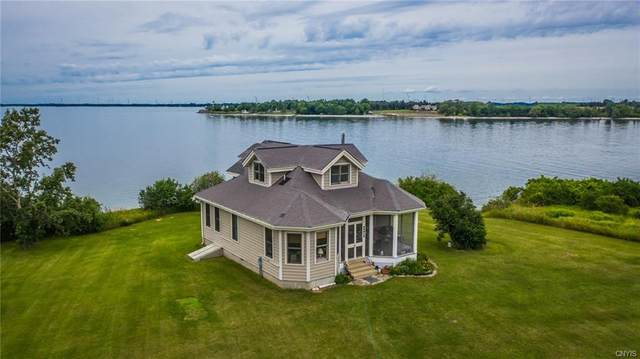 29619 Fuller Bay Rd. Road, Cape Vincent, NY 13618 (MLS #S1350289) :: Robert PiazzaPalotto Sold Team