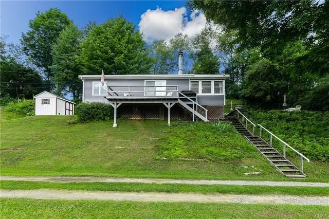 4051 Camp Road Four, Eaton, NY 13334 (MLS #S1350376) :: TLC Real Estate LLC