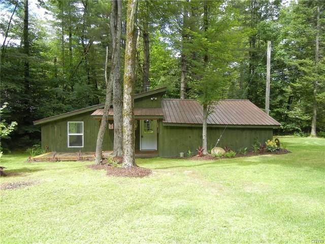 7320 N Chases Lake Road, Watson, NY 13343 (MLS #S1350767) :: Serota Real Estate LLC