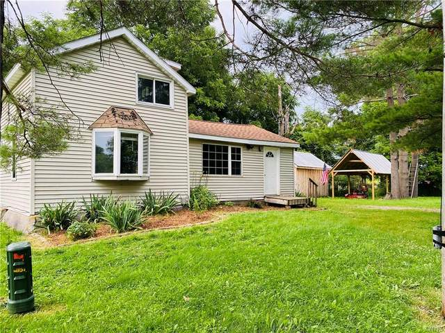 2815 Whitelaw Road W, Lenox, NY 13032 (MLS #S1351067) :: TLC Real Estate LLC