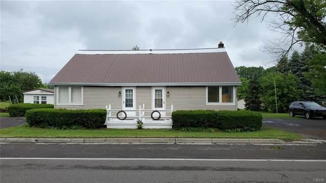 1818 E Shore Drive, Lansing, NY 14850 (MLS #S1351355) :: Serota Real Estate LLC