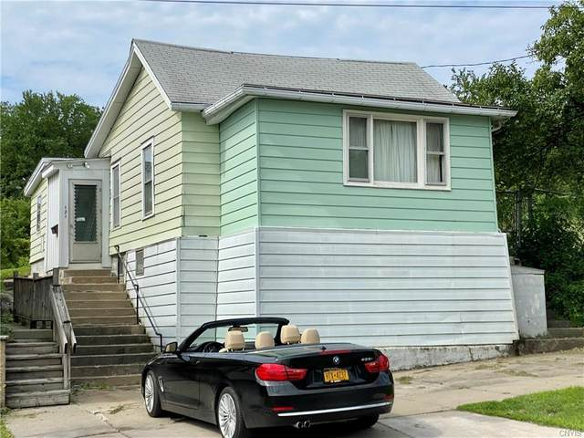 121 Thurber Street, Syracuse, NY 13210 (MLS #S1352468) :: Robert PiazzaPalotto Sold Team