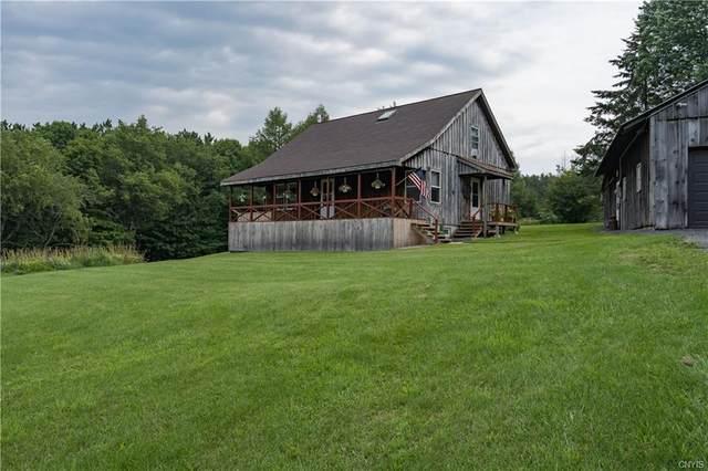 11262 Lowe Road, Rodman, NY 13682 (MLS #S1353288) :: TLC Real Estate LLC