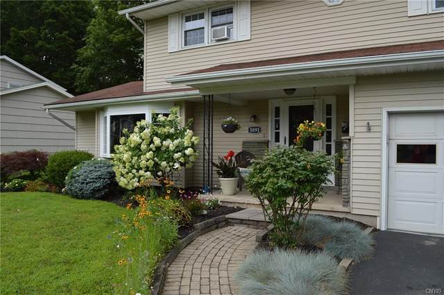 5091 Rene Place, Clay, NY 13212 (MLS #S1353305) :: Robert PiazzaPalotto Sold Team