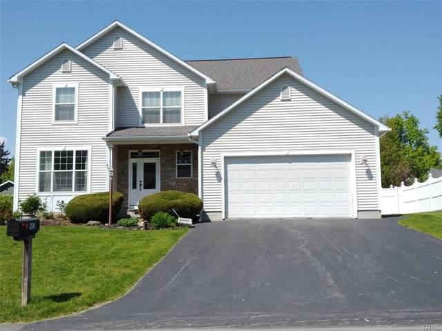 405 Homewood Drive, Manlius, NY 13066 (MLS #S1354406) :: TLC Real Estate LLC