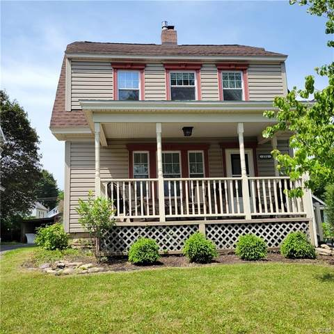 232 Nichols Avenue, Syracuse, NY 13206 (MLS #S1354515) :: BridgeView Real Estate Services