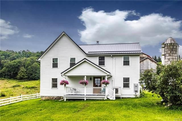4678 Fox Road, Cincinnatus, NY 13040 (MLS #S1355944) :: BridgeView Real Estate