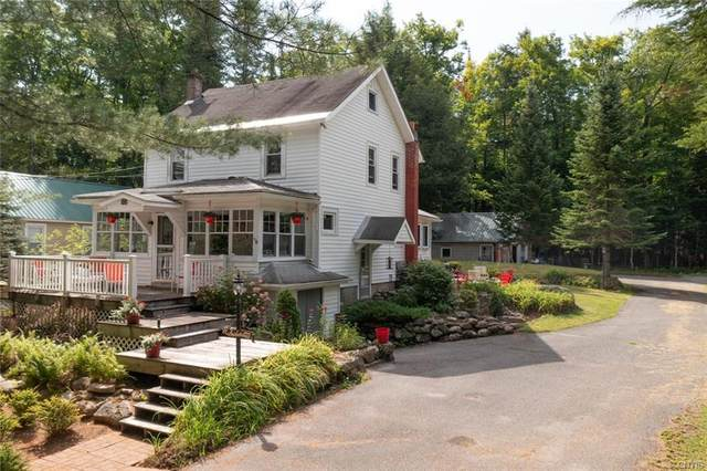 24, 26 & 28 Seventh Lake Road, Inlet, NY 13360 (MLS #S1356508) :: BridgeView Real Estate