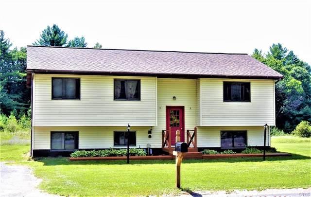 6385 Pine Grove Road, Watson, NY 13343 (MLS #S1357203) :: Serota Real Estate LLC