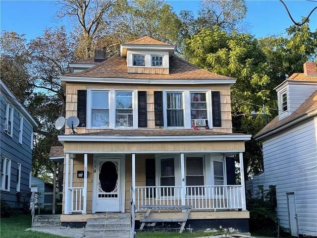 114 Fairfield Avenue, Syracuse, NY 13207 (MLS #S1358219) :: Serota Real Estate LLC