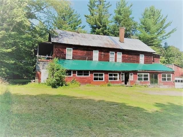 8733 Buck Point Road, Watson, NY 13367 (MLS #S1359103) :: Serota Real Estate LLC