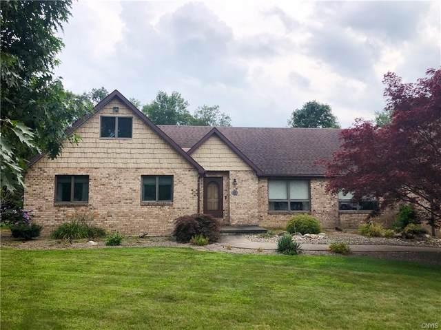 48 Carson Drive, Scriba, NY 13126 (MLS #S1359404) :: BridgeView Real Estate