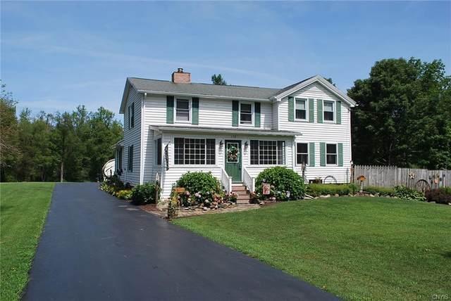 138 Miner Road, Scriba, NY 13126 (MLS #S1359880) :: BridgeView Real Estate