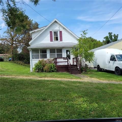 1927 Caleb Avenue, Syracuse, NY 13206 (MLS #S1359948) :: MyTown Realty