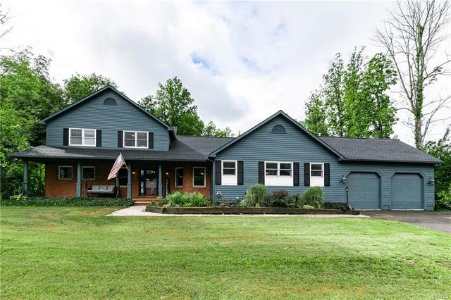 8145 Speach Drive, Lysander, NY 13027 (MLS #S1360130) :: Thousand Islands Realty