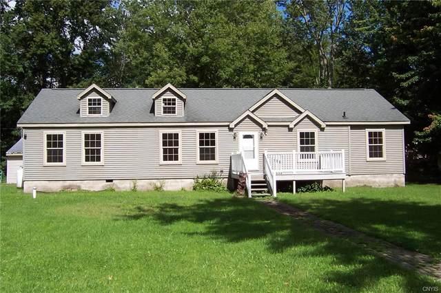 14 1st Avenue, Constantia, NY 13044 (MLS #S1360329) :: BridgeView Real Estate