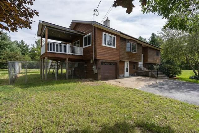 40238 Hyde Lake Road, Theresa, NY 13691 (MLS #S1360846) :: BridgeView Real Estate
