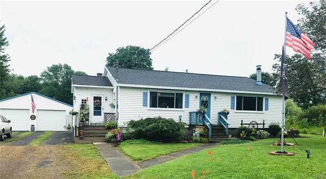 481 & 483 County Route 3, Granby, NY 13069 (MLS #S1360863) :: BridgeView Real Estate