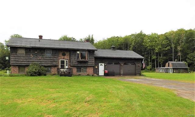 7741 Yager Road, Vienna, NY 13308 (MLS #S1361094) :: BridgeView Real Estate