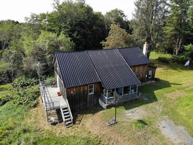 136 County Route 27, Redfield, NY 13493 (MLS #S1361349) :: BridgeView Real Estate