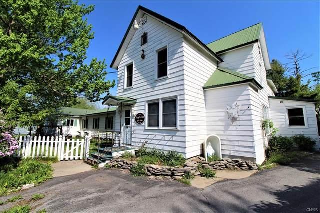 518 Pine Street, Watertown-City, NY 13601 (MLS #S1361531) :: BridgeView Real Estate