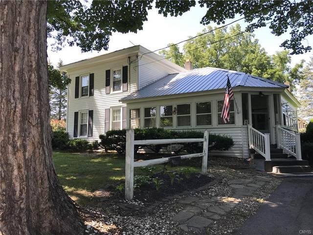 411 Daysville Road, Richland, NY 13142 (MLS #S1361621) :: BridgeView Real Estate