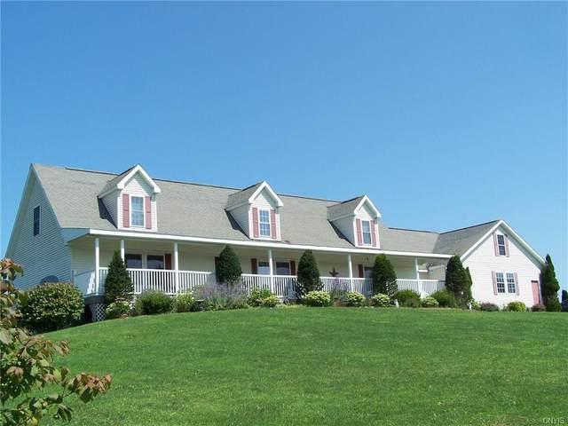 1463 Congdon Lane, Virgil, NY 13045 (MLS #S1361768) :: BridgeView Real Estate