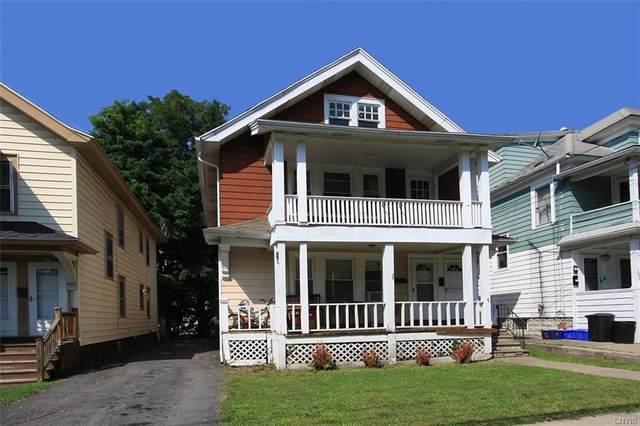 705-07 Dewitt Street #7, Syracuse, NY 13203 (MLS #S1361907) :: Serota Real Estate LLC