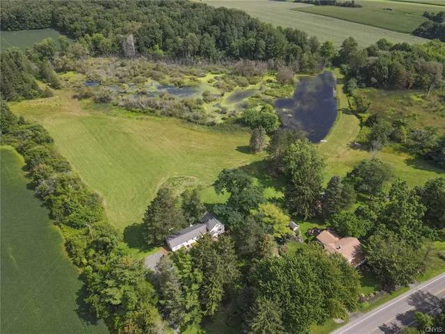 2001-2005 Coon Hill Road, Skaneateles, NY 13152 (MLS #S1361955) :: BridgeView Real Estate