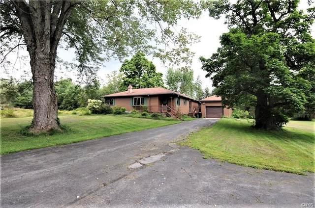 6595 Dix Road, Westmoreland, NY 13440 (MLS #S1362062) :: Serota Real Estate LLC