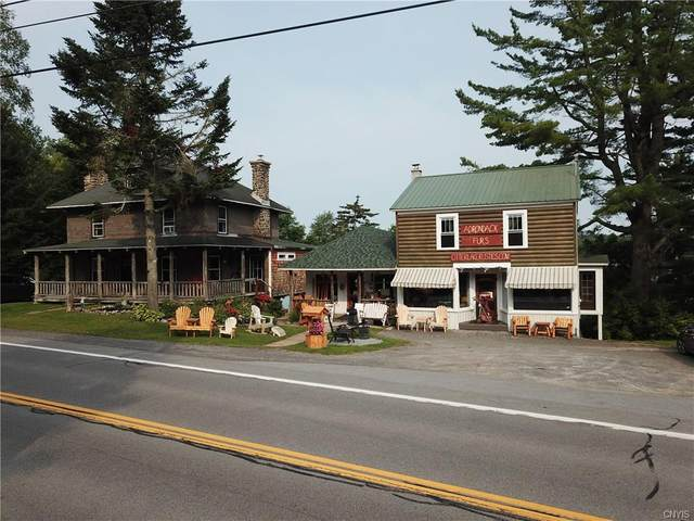 13977 Nys Route 28, Forestport, NY 13338 (MLS #S1362086) :: BridgeView Real Estate