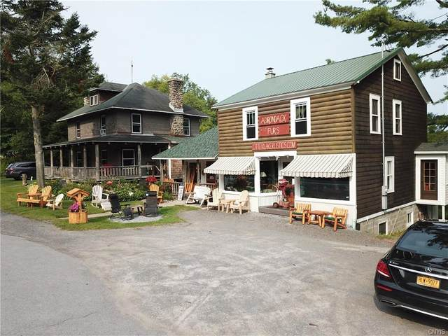 13977 Nys Route 28, Forestport, NY 13338 (MLS #S1362101) :: BridgeView Real Estate