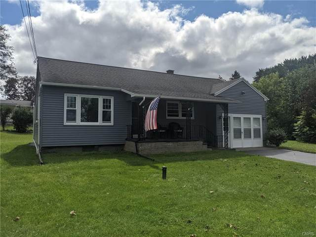 131 Winchell Drive, Geddes, NY 13209 (MLS #S1362342) :: BridgeView Real Estate