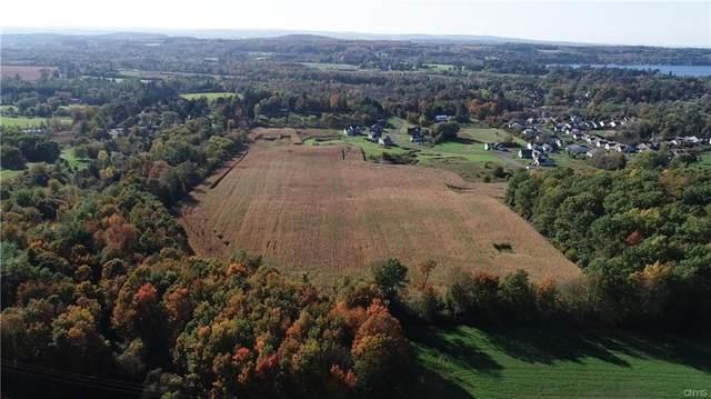 35 acres S Meadow Drive, Cazenovia, NY 13035 (MLS #S1362553) :: MyTown Realty