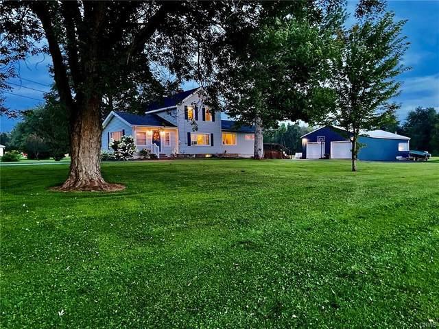 6884 Dix Road, Westmoreland, NY 13440 (MLS #S1363302) :: Serota Real Estate LLC