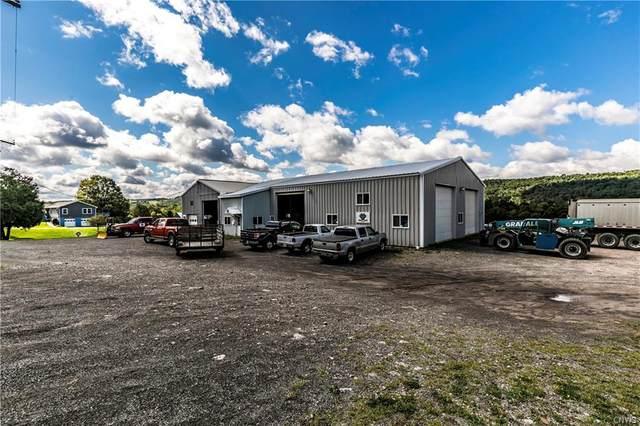 1291 Falls Road, Fenner, NY 13037 (MLS #S1363755) :: BridgeView Real Estate