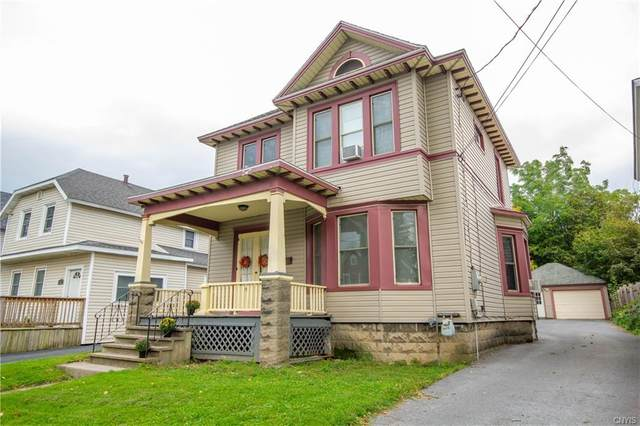 628 Mundy Street, Watertown-City, NY 13601 (MLS #S1364622) :: Thousand Islands Realty