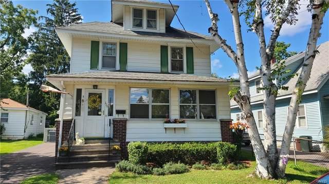 116 Ames Avenue, Syracuse, NY 13207 (MLS #S1365217) :: Robert PiazzaPalotto Sold Team