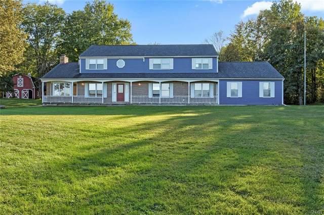 175 Jackson Road, Palermo, NY 13036 (MLS #S1365592) :: Serota Real Estate LLC