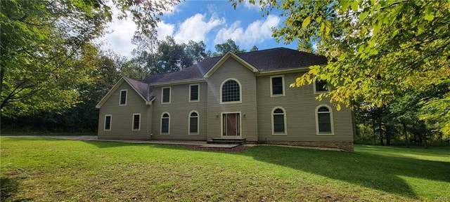 49 Cherry Road, Lansing, NY 14850 (MLS #S1366030) :: BridgeView Real Estate