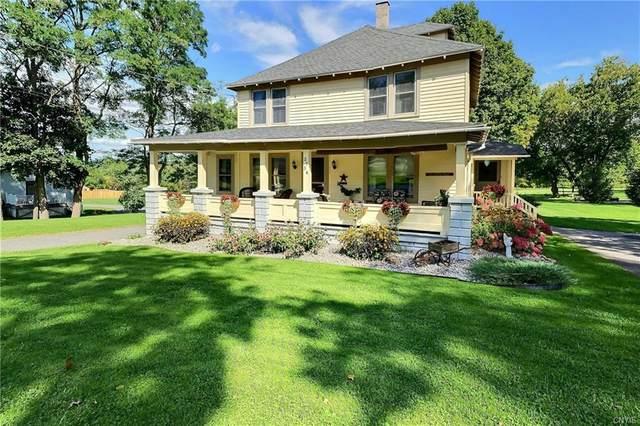 2734 Oneida Street, Paris, NY 13456 (MLS #S1366041) :: BridgeView Real Estate