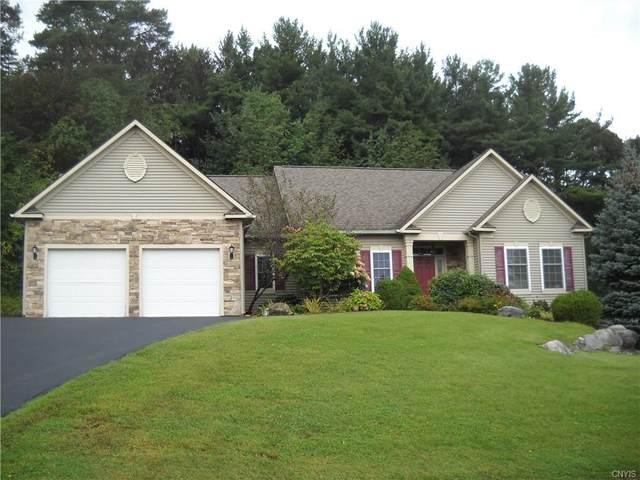 4449 Renee Meadows Drive, Onondaga, NY 13215 (MLS #S1366876) :: BridgeView Real Estate
